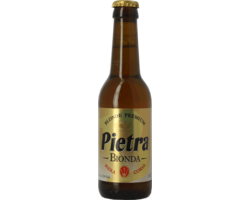 Bottled beer - Pietra Blonda
