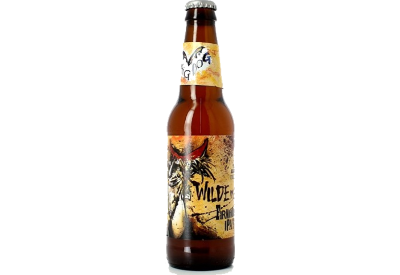 Bottled beer - Flying Dog - Wilde Man Farmhouse Ipa