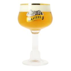 Biergläser - Glas Kasteel 25cl