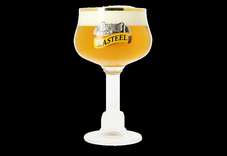 Beer glasses - Kasteel 25cl glass
