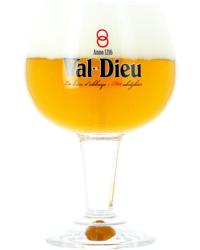 Biergläser - Glas Val Dieu 33cl
