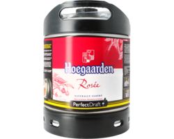 Fusti di birra - Fusto Hoegaarden Rosée PerfectDraft 6L