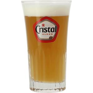 Glas Cristal plat et strié