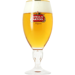 Ölglas - Stella Artois 50cl stem glass