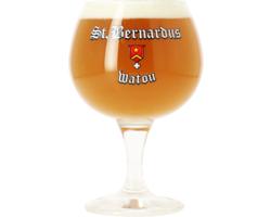 Verres à bière - Verre Saint Bernardus Watou - 15 cl