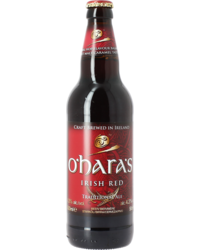 Bouteilles - O'Hara's Irish Red - 50 cl