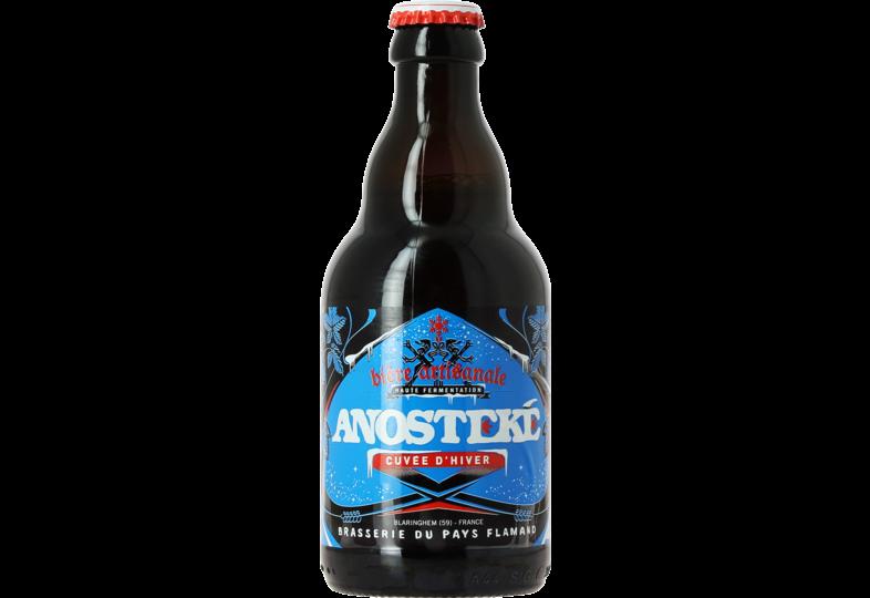 Bouteilles - Anosteké cuvée d'hiver - 33 cL