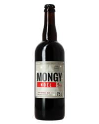 Flaschen Bier - Mongy Noël - 75 cL