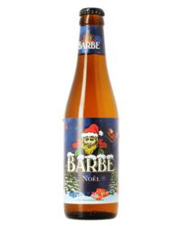Bottled beer - Barbe Noël