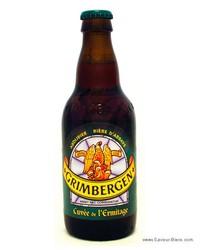 Flaschen Bier - Grimbergen Cuvée de l'Ermitage