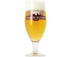 Bierglazen - Glas Brouwerij De La Senne - 33 cl