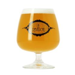 Beer glasses - La Débauche beer glass