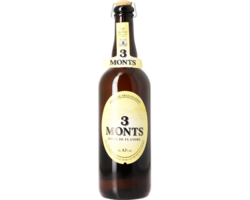 Flaschen Bier - 3 Monts - 75 cl