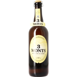 Flessen - 3 Monts 75cl