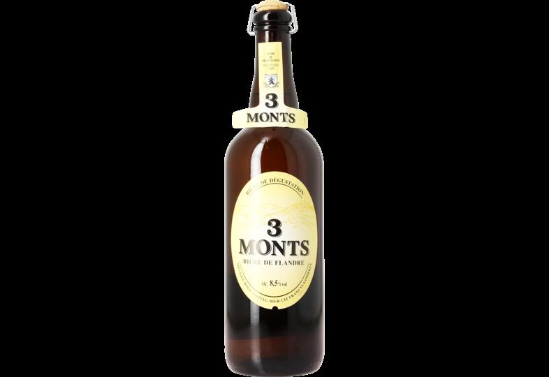 Bottled beer - 3 Monts - 75 cl