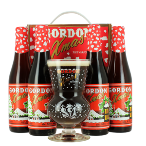 Coffret Gordon Christmas