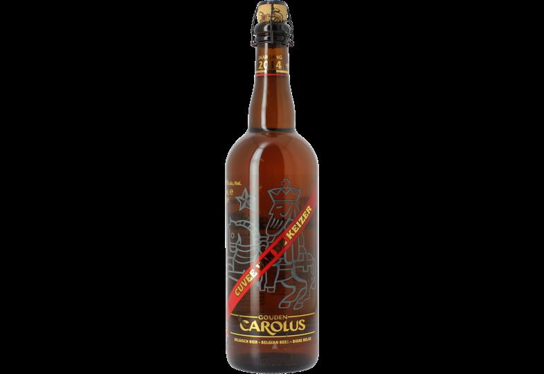 Bottled beer - Carolus Cuvée Van de Keizer rouge