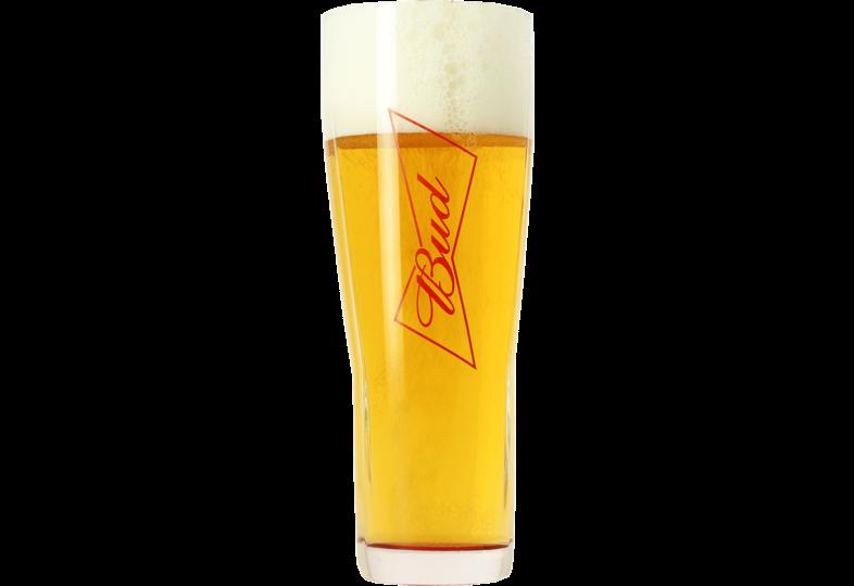 Bierglazen - Glas Bud - 50 cL