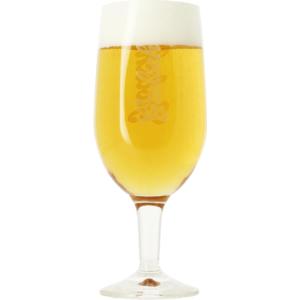 Voetglas Grolsch - 25 cl