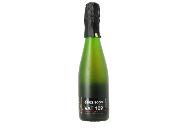 Bottled beer -  Boon Oude Geuze VAT 109