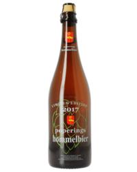 Flaschen Bier - Hommel Bier Harvest 2016