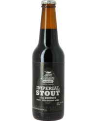 Botellas - Mean Sardine Imperial Stout 2016 Edition
