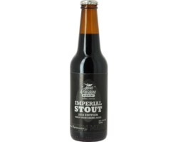 Bottled beer - Mean Sardine Imperial Stout 2016 Edition