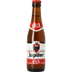 Bottled beer - Jupiler 0.0