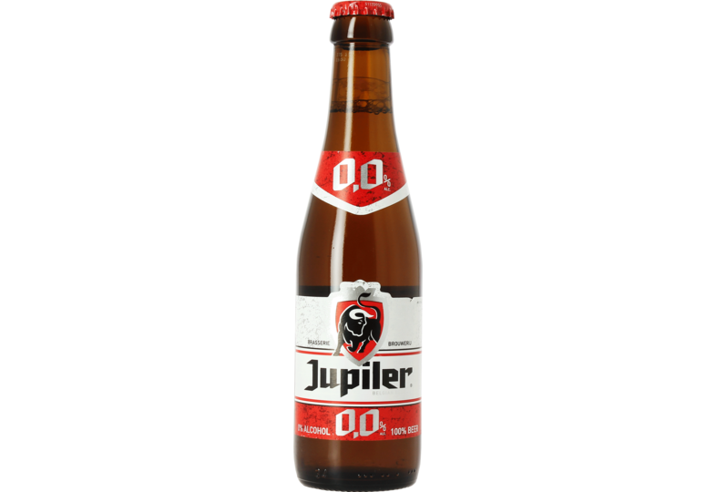Botellas - Jupiler 0,0