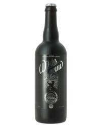 Flessen - Wilde Leeuw - Bière Triple vieillie en fût d'armagnac et de bourbon
