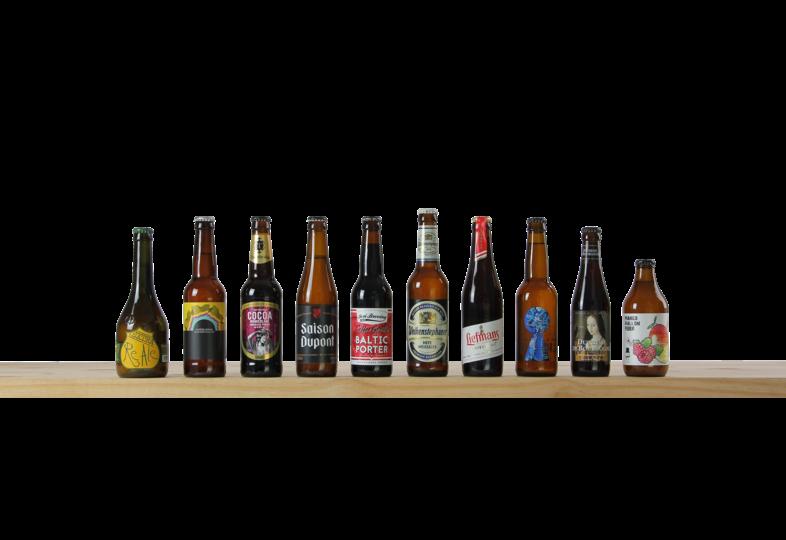 Bierpakketten - De nieuwsgierigheid collectie