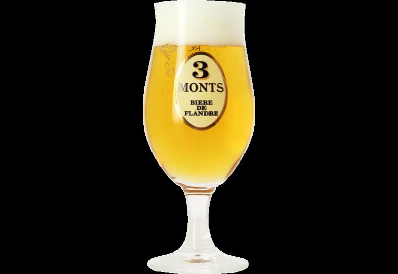 Bicchiere - Bicchiere Munique 3 Monts - 25 cL