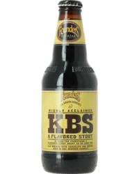 Flaschen Bier - Founders KBS -Vintage 2016