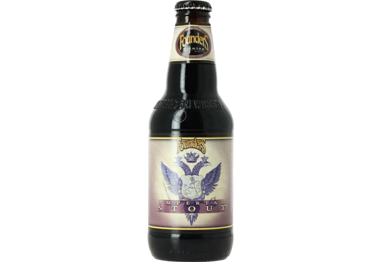 Flessen - Founders Imperial Stout
