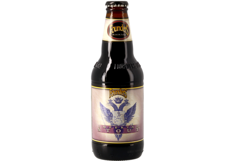 Bottled beer - Founders Imperial Stout