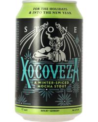 Bottled beer - Stone Xocoveza