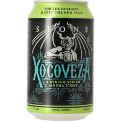 Flaschen Bier - Stone Xocoveza