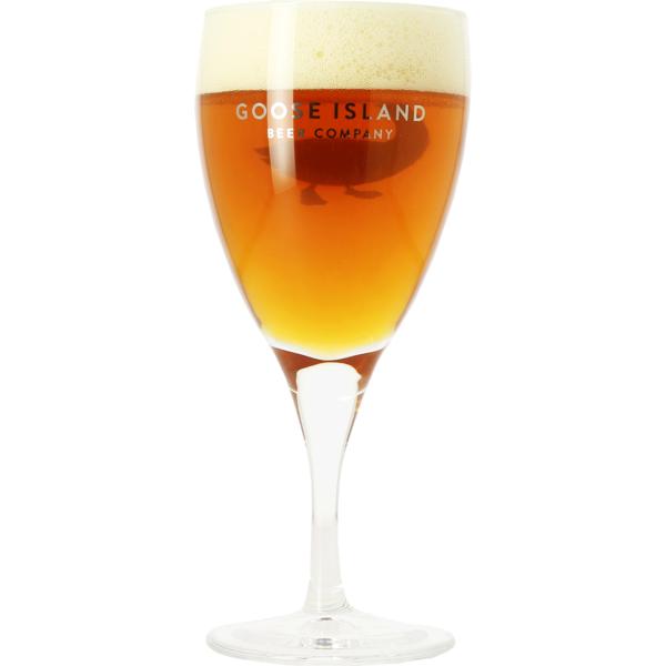 GLAS Goose Island Brewing - 33 cl