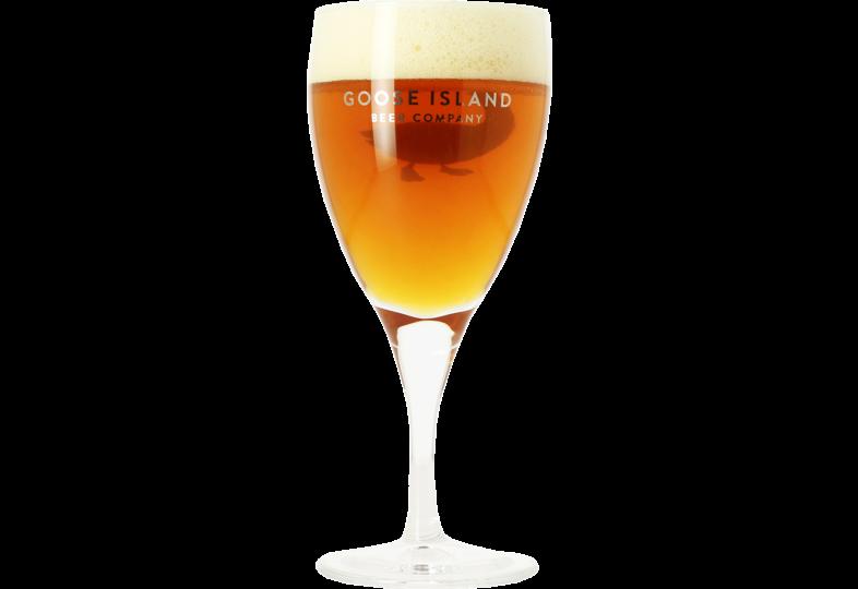 Beer glasses - Goose Island Brewing beer glass - 33 cl