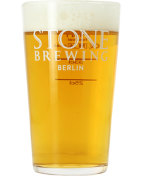 Beer glasses - Stone Brewing Company glass - 50 cl
