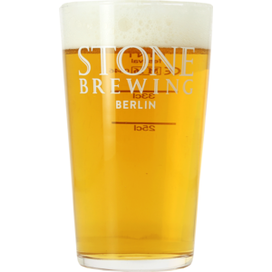 Stone Brewing Company glass - 50 cl