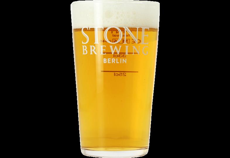 Bierglazen - Glas van Stone  Brewing Company - 50 cl