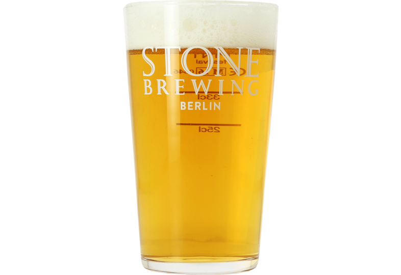 Verres à bière - Verre Stone - 50 cl