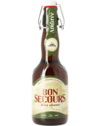 Bottled beer - Bon Secours Ambrée