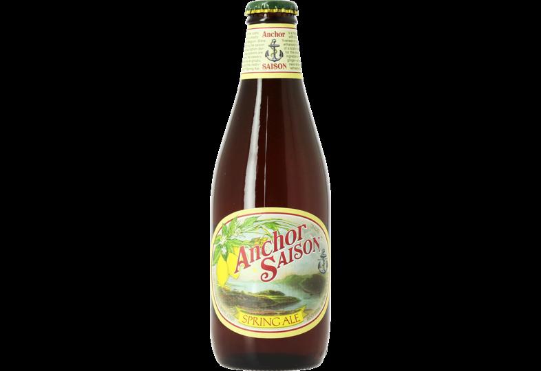 Flaschen Bier - Anchor Saison