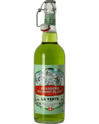 Flessen - Verte du Mont Blanc 75 cl
