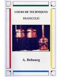 """Boeken over bierbrouwen - Livre : """"Cours de Techniques Brassicoles"""""""