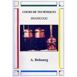 """Boeken over bier brouwen - Livre : """"Cours de Techniques Brassicoles"""""""