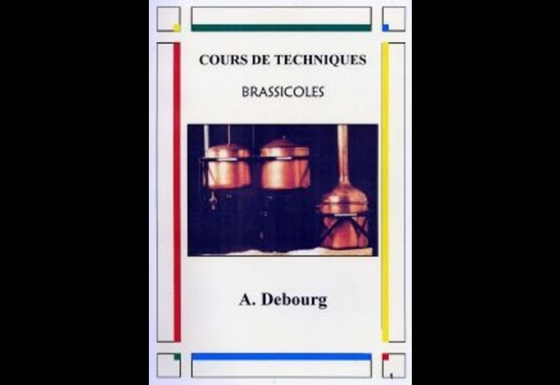 """Livres de brassage - Livre numérique : """"Cours de Techniques Brassicoles"""""""