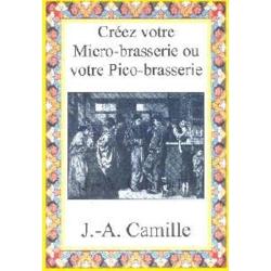 """Boeken over bier brouwen - Livre : """"Créer votre Micro-brouwerij ou votre Pico-brouwerij"""""""